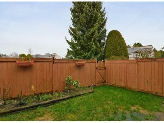 "Photo 10: 271 27411 28TH Avenue in Langley: Aldergrove Langley Townhouse for sale in ""Alderview"" : MLS®# F1305689"