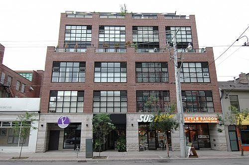 Main Photo: 408 261 E King Street in Toronto: Moss Park Condo for lease (Toronto C08)  : MLS®# C3820425