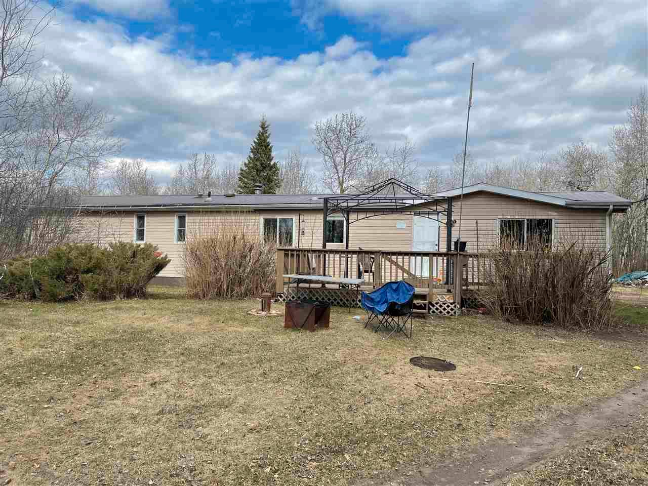 Main Photo: 60113 RGE RD 252: Rural Westlock County House for sale : MLS®# E4244918