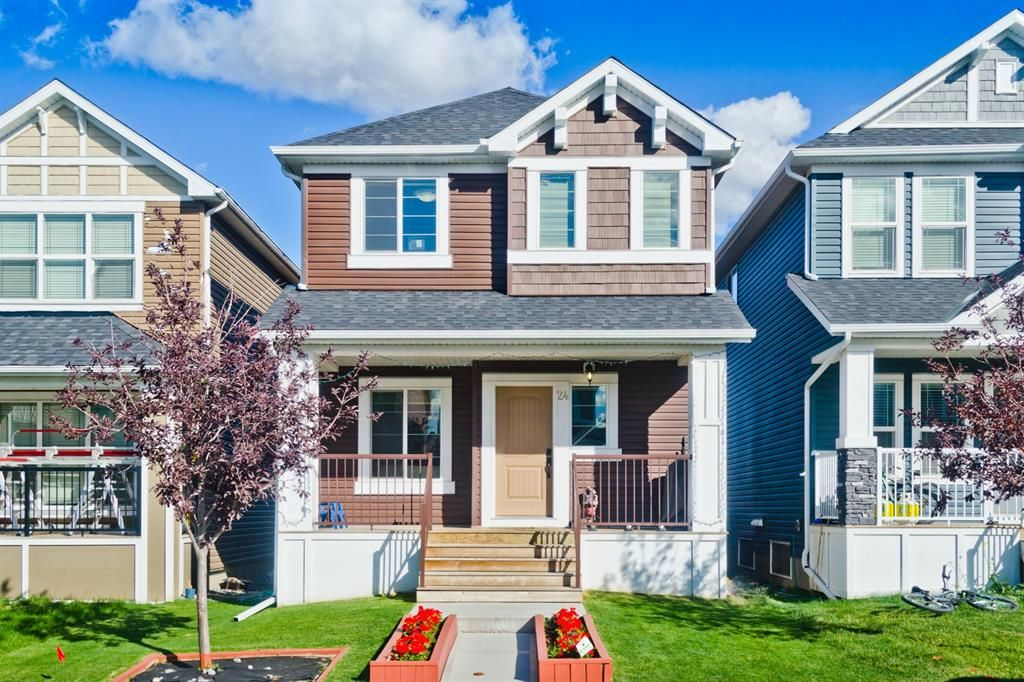 Main Photo: 24 Red Embers Row NE in Calgary: Redstone Detached for sale : MLS®# A1148008
