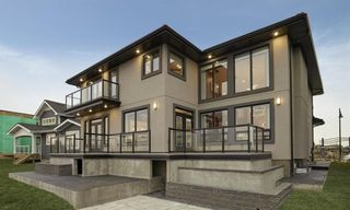 Photo 2: 5112 Woolsey Link in Edmonton: Zone 56 Attached Home for sale : MLS®# E4177425