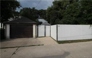 Photo 16: 94 Bannerman Avenue in Winnipeg: Scotia Heights Residential for sale (4D)  : MLS®# 1721228