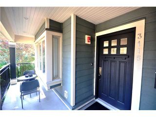 Photo 2: 3115 SUNNYHURST Road in North Vancouver: Lynn Valley Duplex for sale : MLS®# V972799