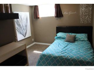 Photo 14: 1042 Chevrier Boulevard in WINNIPEG: Manitoba Other Residential for sale : MLS®# 1517759