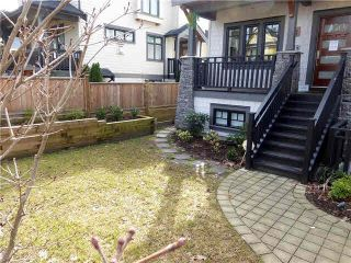 Photo 18: 1 138 W 13TH Avenue in Vancouver: Mount Pleasant VW Townhouse for sale (Vancouver West)  : MLS®# V1109769