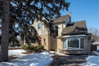 Photo 2: 108 Chataway Boulevard in Winnipeg: Tuxedo Residential for sale (1E)  : MLS®# 202102492
