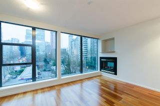 """Photo 3: 608 1723 ALBERNI Street in Vancouver: West End VW Condo for sale in """"The Park"""" (Vancouver West)  : MLS®# R2015655"""