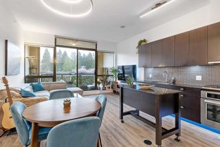"""Photo 2: 402 121 BREW Street in Port Moody: Port Moody Centre Condo for sale in """"ROOM"""" : MLS®# R2581477"""