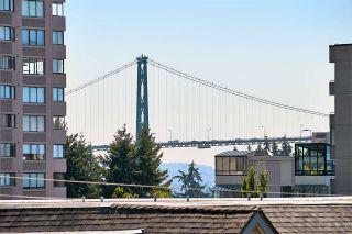 "Photo 1: 412 1425 ESQUIMALT Avenue in West Vancouver: Ambleside Condo for sale in ""Oceanbrook"" : MLS®# R2469530"
