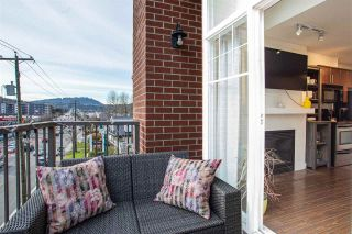 """Photo 16: 403 3240 ST JOHNS Street in Port Moody: Port Moody Centre Condo for sale in """"THE SQUARE"""" : MLS®# R2536864"""