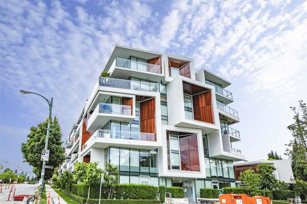 Main Photo: 506 5699 BAILLIE Street in Vancouver: Cambie Condo for sale (Vancouver West)  : MLS®# R2604814