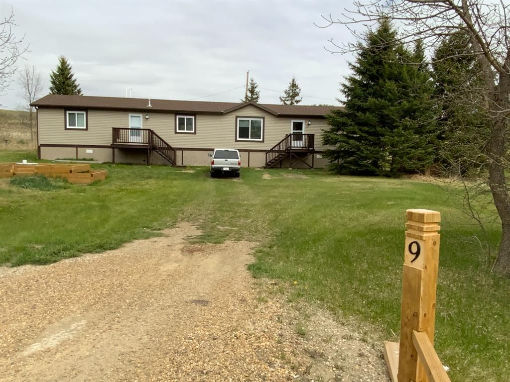 Main Photo: 9 Manitoba Avenue: Sunnyslope Detached for sale : MLS®# A1062165