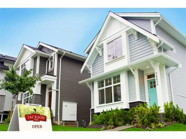 "Main Photo: 10151 244A Street in Maple Ridge: Albion House for sale in ""JACKSON PARK BY OAKVALE DEV LTD"" : MLS®# V1095547"