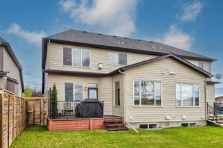 Photo 29: 105 Rainbow Falls Boulevard: Chestermere Semi Detached for sale : MLS®# A1144465