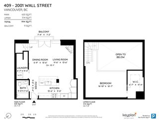 """Photo 18: 409 2001 WALL Street in Vancouver: Hastings Condo for sale in """"Cannery Row"""" (Vancouver East)  : MLS®# R2590453"""