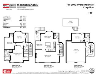 """Photo 30: 109 3000 RIVERBEND Drive in Coquitlam: Coquitlam East House for sale in """"RIVERBEND"""" : MLS®# R2477473"""