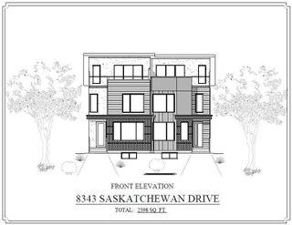 Photo 3: 1, 8343 SASKATCHEWAN Drive in Edmonton: Zone 15 House Half Duplex for sale : MLS®# E4251573