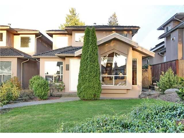 """Main Photo: 6216 SPERLING Avenue in Burnaby: Upper Deer Lake 1/2 Duplex for sale in """"UPPER DEER LAKE"""" (Burnaby South)  : MLS®# V998192"""