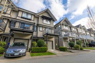 "Photo 1: 149 6747 203 Street in Langley: Willoughby Heights Townhouse for sale in ""Sagebrook"" : MLS®# R2557890"
