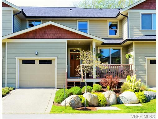 Main Photo: 110 2253 Townsend Rd in SOOKE: Sk Broomhill Row/Townhouse for sale (Sooke)  : MLS®# 726599