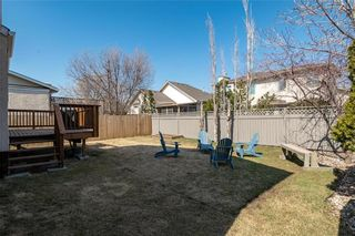 Photo 35: 80 Huntingdale Road in Winnipeg: Linden Woods Residential for sale (1M)  : MLS®# 202109985
