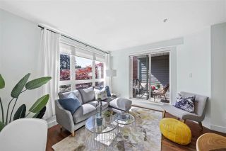 """Photo 4: 309 2008 BAYSWATER Street in Vancouver: Kitsilano Condo for sale in """"Black Swan"""" (Vancouver West)  : MLS®# R2492765"""