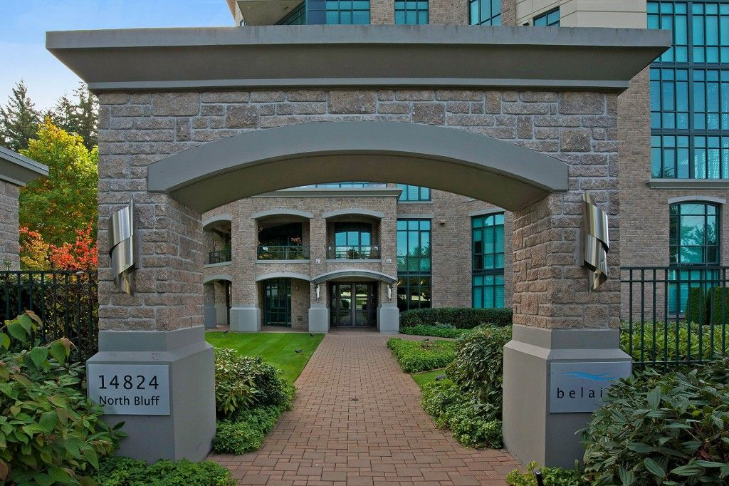 """Main Photo: 505 14824 N BLUFF Road: White Rock Condo for sale in """"Belaire"""" (South Surrey White Rock)  : MLS®# R2024928"""