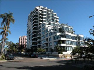 Photo 1: HILLCREST Condo for sale : 2 bedrooms : 475 Redwood #403 in San Diego