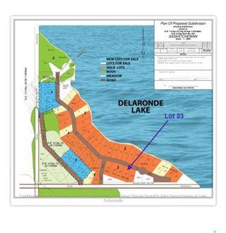 Photo 3: 23 Delaronde Way in Delaronde Lake: Lot/Land for sale : MLS®# SK869705