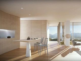 """Photo 1: 703 1550 ALBERNI Street in Vancouver: West End VW Condo for sale in """"Alberni by Kengo Kuma"""" (Vancouver West)  : MLS®# R2523739"""