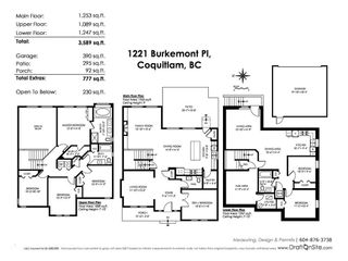 Photo 20: 1221 BURKEMONT Place in Coquitlam: Burke Mountain House for sale : MLS®# R2210143