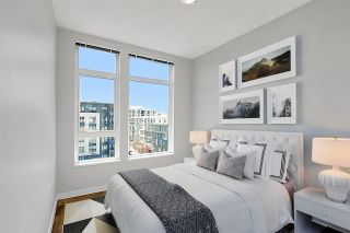 """Photo 8: 503 3263 PIERVIEW Crescent in Vancouver: South Marine Condo for sale in """"RHYTHM BY POLYGON"""" (Vancouver East)  : MLS®# R2558947"""