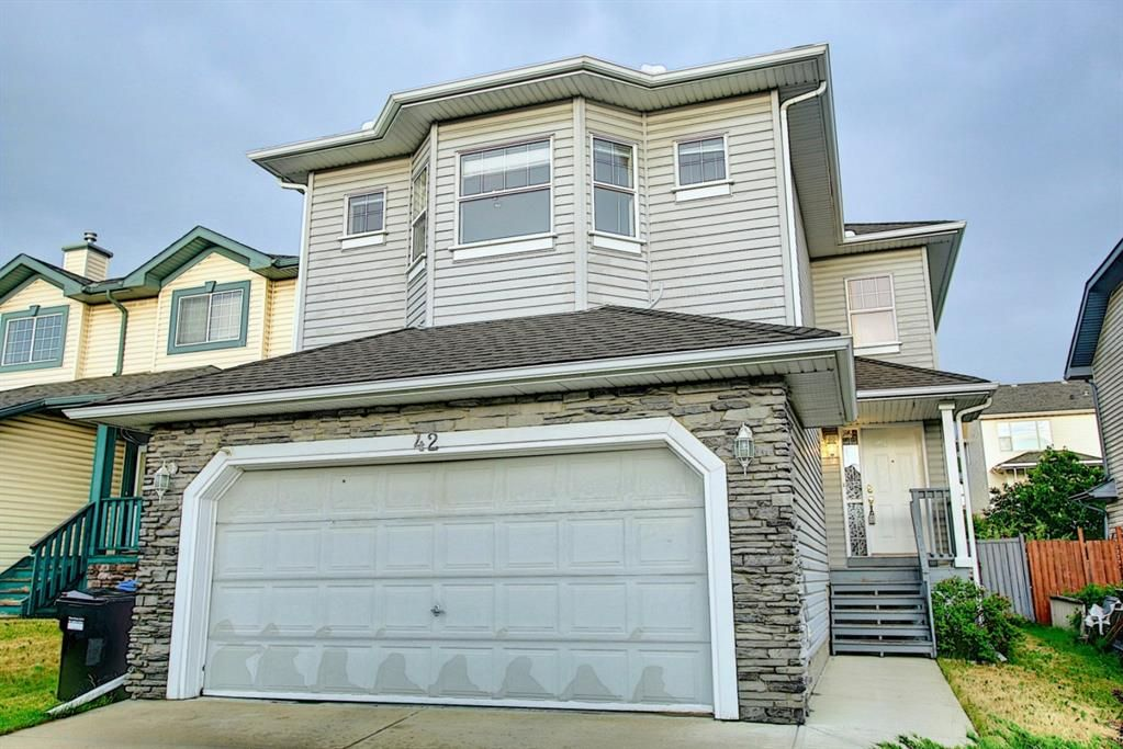 Main Photo: 42 ARBOUR STONE Crescent NW in Calgary: Arbour Lake Detached for sale : MLS®# A1126493