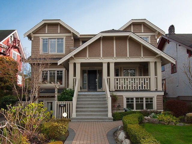Main Photo: 2566 W 3RD Avenue in Vancouver: Kitsilano Townhouse for sale (Vancouver West)  : MLS®# V1058083
