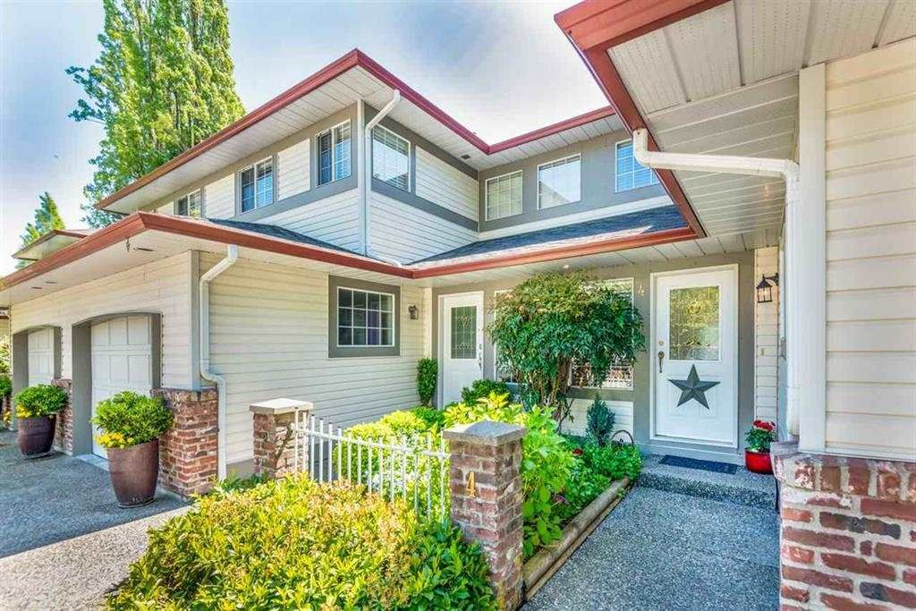 Main Photo: 4 22268 116 Avenue in Maple Ridge: West Central Townhouse for sale : MLS®# R2572281