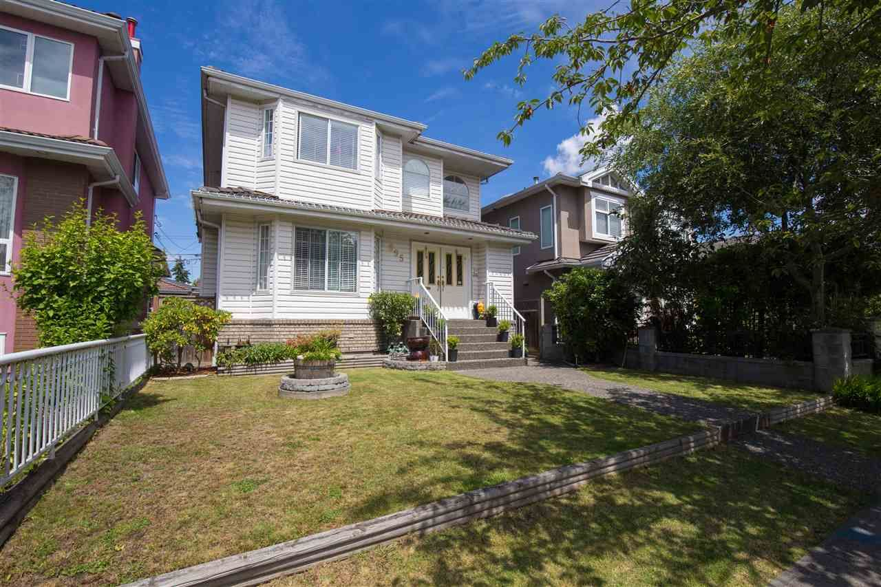 Main Photo: 895 E 58TH Avenue in Vancouver: South Vancouver House for sale (Vancouver East)  : MLS®# R2411576