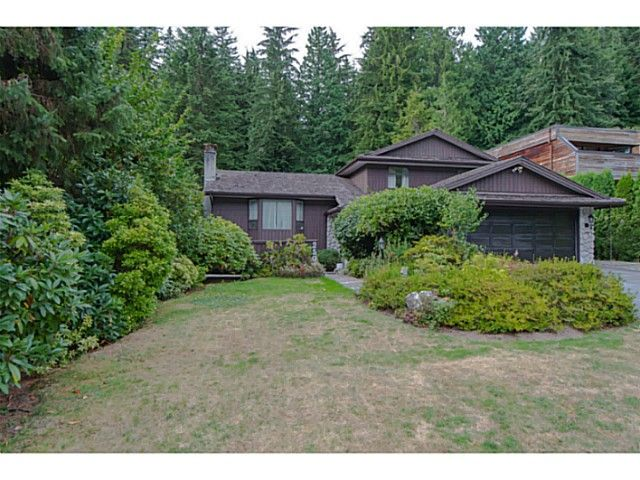 Main Photo: 2591 HYANNIS Point in North Vancouver: Blueridge NV House for sale : MLS®# V1024834