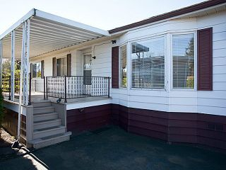 """Photo 20: # 205 3665 244 ST in Langley: Otter District Manufactured Home for sale in """"Langley Grove"""" : MLS®# F1323589"""