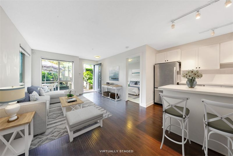 FEATURED LISTING: 110 - 500 ROYAL Avenue New Westminster