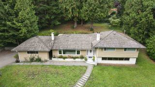 Main Photo: 315 STEVENS Drive in West Vancouver: British Properties House for sale : MLS®# R2551225