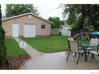 Photo 15: 1097 Jessie Avenue in Winnipeg: Residential for sale : MLS®# 1620521