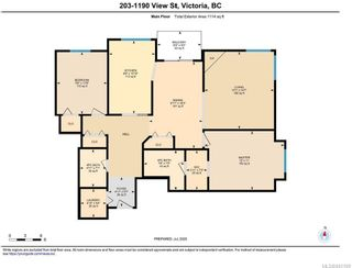 Photo 35: 203 1190 View St in Victoria: Vi Downtown Condo for sale : MLS®# 845109