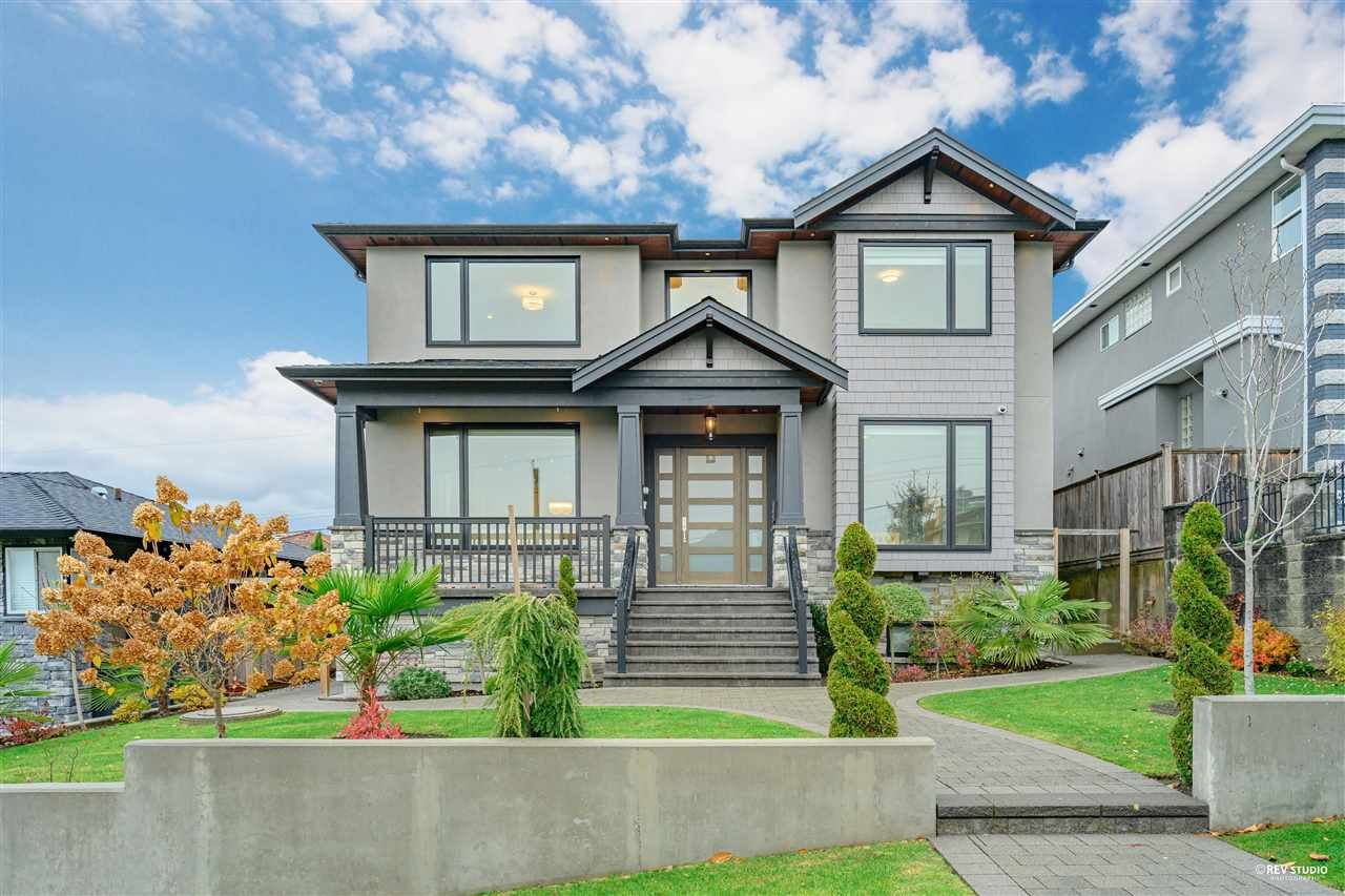 """Main Photo: 3963 NAPIER Street in Burnaby: Willingdon Heights House for sale in """"BURNABY HIEGHTS"""" (Burnaby North)  : MLS®# R2518671"""