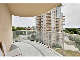 "Photo 10: 805 7680 GRANVILLE Avenue in Richmond: Brighouse South Condo for sale in ""GOLDEN LEAF TOWER I"" : MLS®# V1126118"