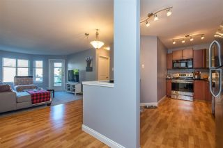 """Photo 4: 303 3063 IMMEL Street in Abbotsford: Central Abbotsford Condo for sale in """"Clayburn Ridge"""" : MLS®# R2421613"""