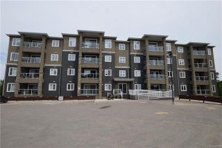 Photo 1: 107 1143 St Anne's Road in Winnipeg: Dakota Crossing Condominium for sale (2F)  : MLS®# 1817264
