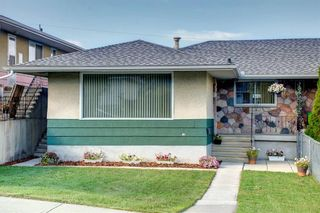 Main Photo: 510 33 Avenue NE in Calgary: Winston Heights/Mountview Semi Detached for sale : MLS®# A1151315
