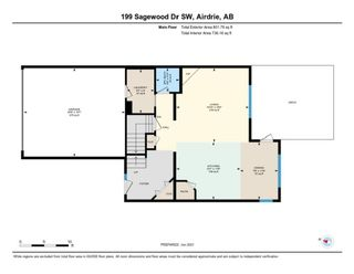 Photo 37: 199 Sagewood Drive SW: Airdrie Detached for sale : MLS®# A1119467