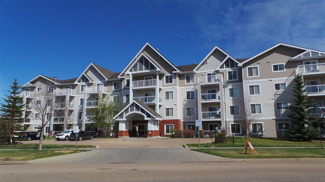 Main Photo: 405 13830 150 Avenue in Edmonton: Zone 27 Condo for sale : MLS®# E4223247