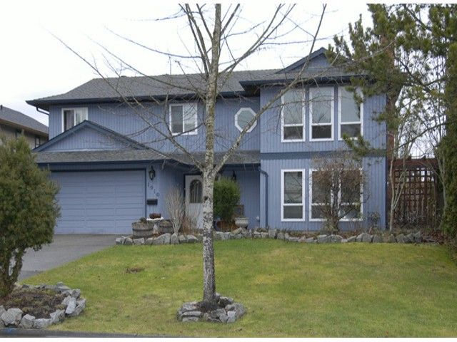 Main Photo: 1910 159A Street in Surrey: King George Corridor House for sale (South Surrey White Rock)  : MLS®# F1303034